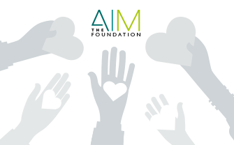 The Aim Foundation Logo
